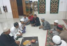Caption : Suasana kehadiran Jamaah Tabligh di Jayapura