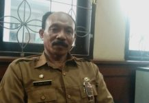 Sekertaris Dewan DPRD Kabupaten Jayapura, Abdul H. Toffir
