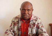 Ketua Forum Kerukunan Umat Beragama (FKUB) Kabupaten Mimika, Dr. Iknas Robert Kadi