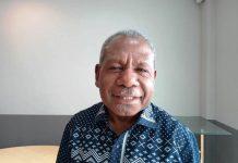 (CAPTION FOTO): Ketua DPW Partai NasDem Papua Mathius Awoitauw, SE, M.Si