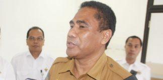 Sekda Papua Herry Dosinaen