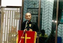 Walikota Jayapura, Dr Drs Benhur Tomi Mano, MM