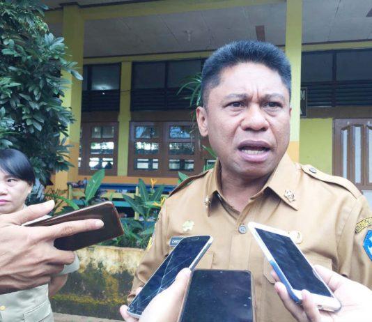 Kepala Dinas Pendidikan, Perpustakaan dan Arsip Daerah Provinsi Papua, Christian Sohilait