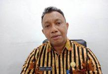 Kepala Disdukcapil Kabupaten Jayapura, Herald J. Berhitu