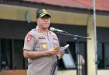 Kapolda Papua Irjen Pol Drs. Paulus Waterpauw