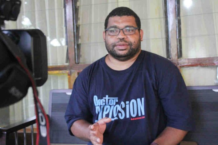 Tokoh Pemuda Papua, Prof. Septinus George Saa