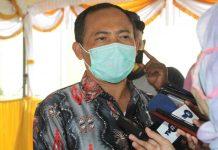 Ketua DPRD Kabupaten Keerom, Bambang Mujiyono, SE