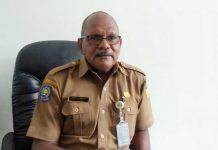 Kepala BKKBN Provinsi Papua, Charles Brabar, SE., M.Si