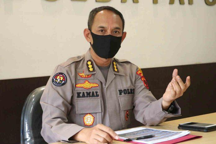 Kabid Humas Polda Papua Kombes Pol Drs. Ahmad Musthofa Kamal, SH