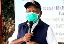 Ketua DPW Partai Nasdem Papua, Mathius Awoitauw
