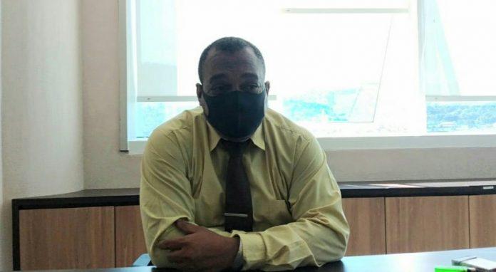 Wakil Ketua Komisi V DPRP Papua, Kamasan Jack Komboy