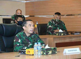 Kepala Dinas Penerangan Angkatan Darat Brigjen TNI Nefra Firdaus