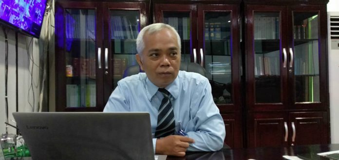 Branch Manager TASPEN (Persero) Kantor Cabang Jayapura, Mulat Budianto