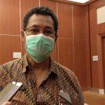 Kepala Unit Pelaksana Teknis (UPT) tubercle bacillius (tb) dan malaria Dinas Kesehatan Provinsi Papua, dr. Berry Wopari