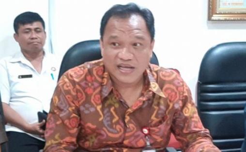 Kepala OJK Papua dan Papua Barat, Adolf F.T. Simanjuntak