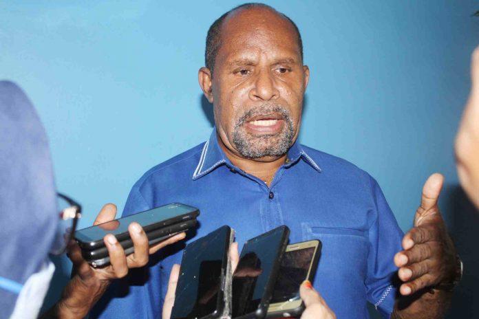 Wakil Ketua I DPR Papua, DR. Yunus Wonda SH.MH