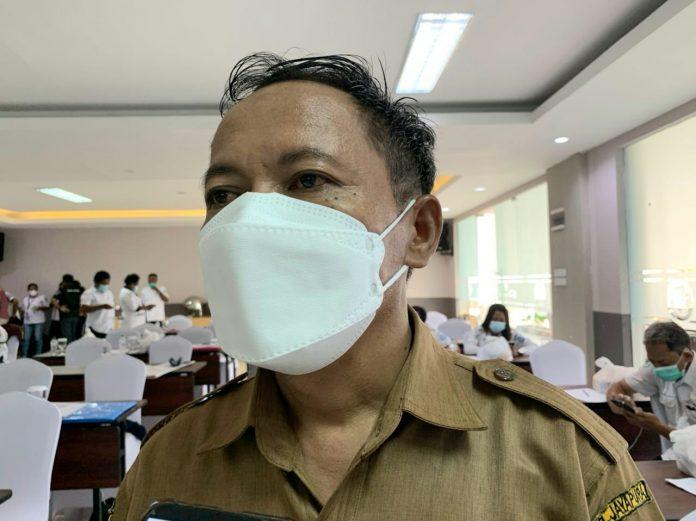Penanggung Jawab Kesehatan Lingkungan Dinas Kesehatan Kabupaten Jayapura, Rusli
